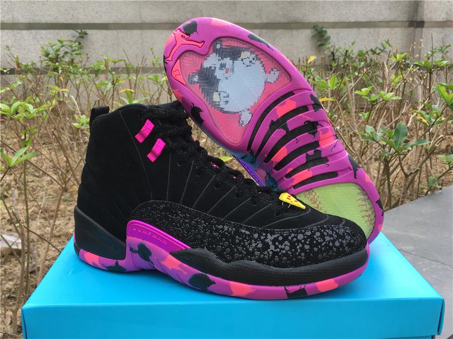 Where to buy Air Jordan 12 Retro Doernbecher Basketball Shoes