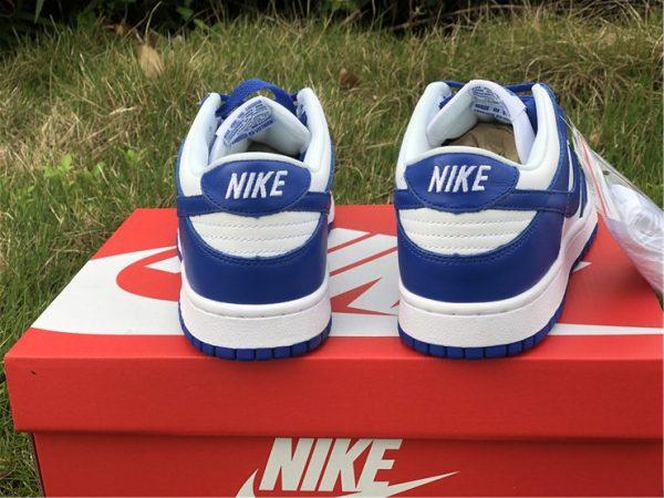 2020 Nike Dunk Low Kentucky Blue For Sale CU1726-100-4