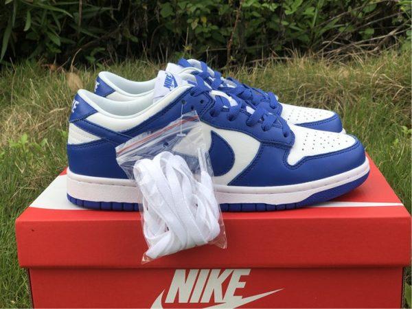 2020 Nike Dunk Low Kentucky Blue For Sale CU1726-100-2