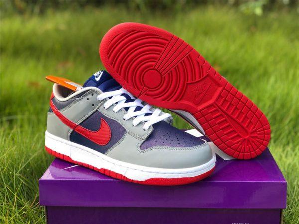 2020 Cheap Nike Dunk Low Samba For Sale CZ2667-400