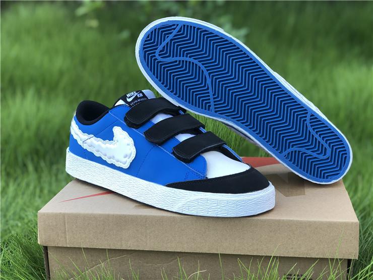 """Por el primero Deshonestidad  2020 Cheap Nike SB Blazer Low AC XT """"Kevin and Hell"""" CT4594-400"""