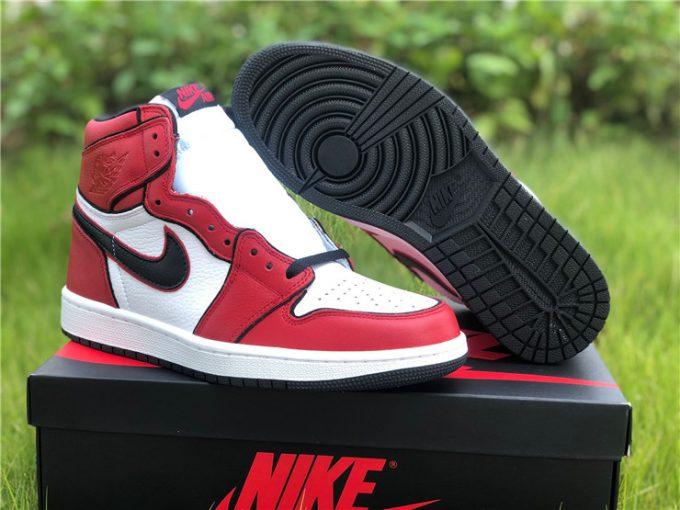 Buy Air Jordan 1 Retro High OG Bloodline 2.0 Online 555088-129