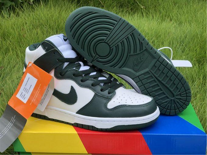 2021 Cheap Nike Dunk High SP Pro Green Shoes CZ8149-100