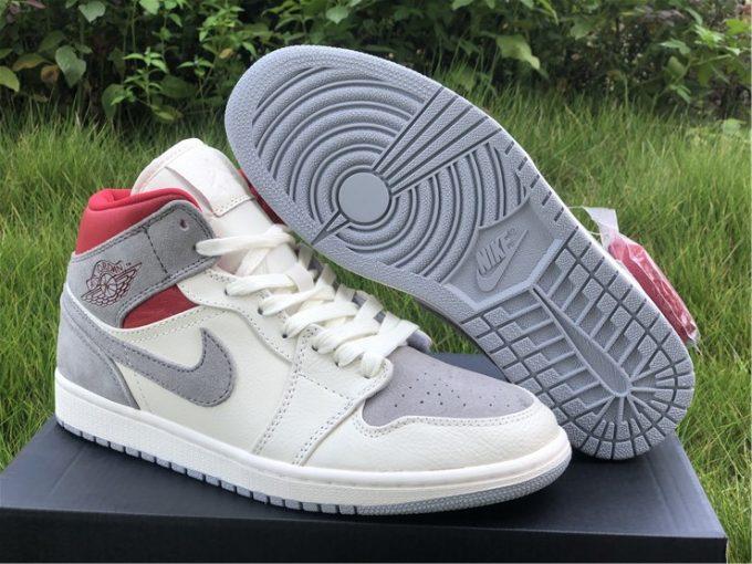 Sneakersnstuff x Air Jordan 1 Mid 20th Anniversary CT3443-100