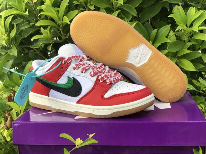 Frame Skate x Nike SB Dunk Low Habibi New Release CT2550-600