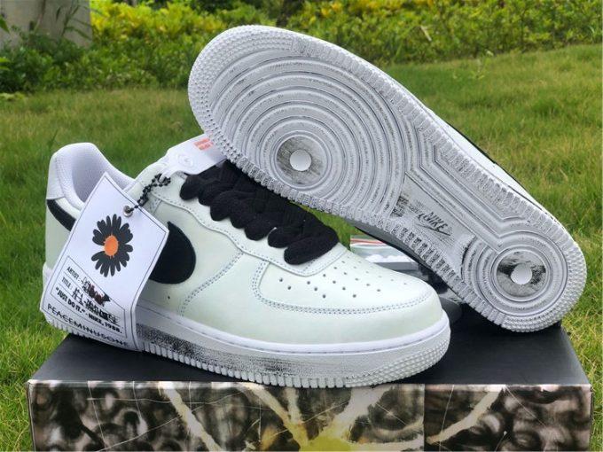 PEACEMINUSONE x Nike Air Force 1 Para-Noise 2.0 Shoes DD3223-100