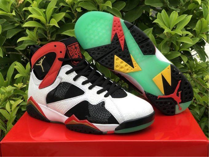 2020 Mens Air Jordan 7 GC China Shoes For Sale CW2805-160