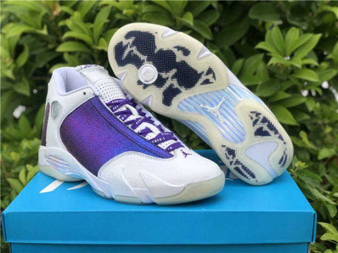 2021 Air Jordan 14 Alternate Doernbecher Mens Sneakers