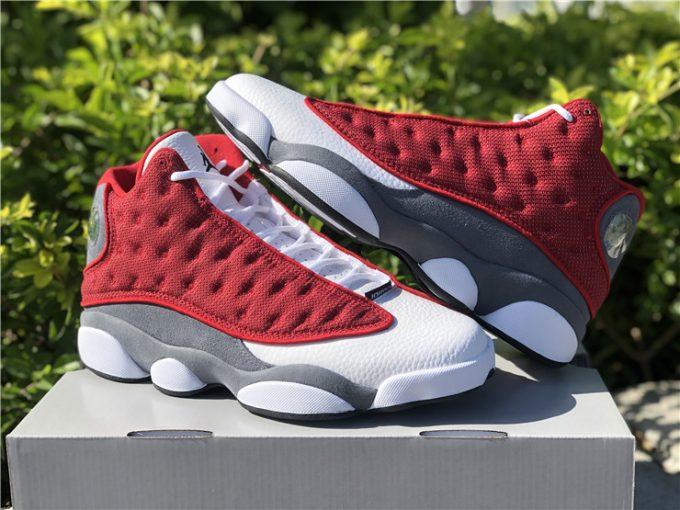 2021 Mens Air Jordan 13 Red Flint For Sale DJ5982-600