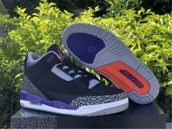 2021 Air Jordan 3 Retro Court Purple To Buy CT8532-050