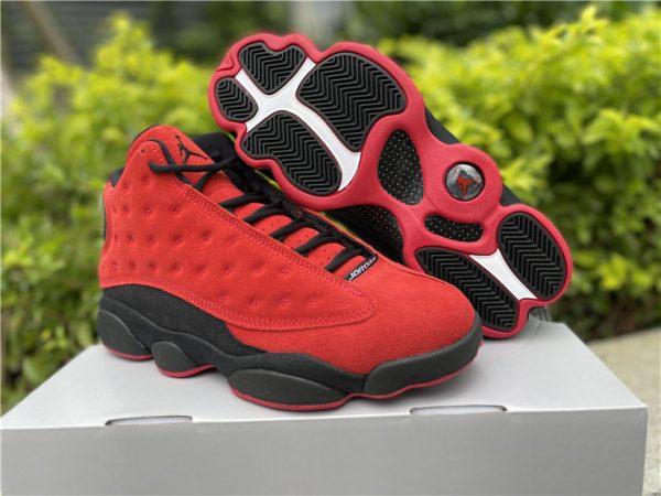 2021 Jordan Shoes Air Jordan 13 Reverse Bred DJ5982-602