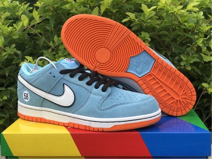 2021 Latest Nike SB Dunk Low Club 58 Sneaker BQ6817-401