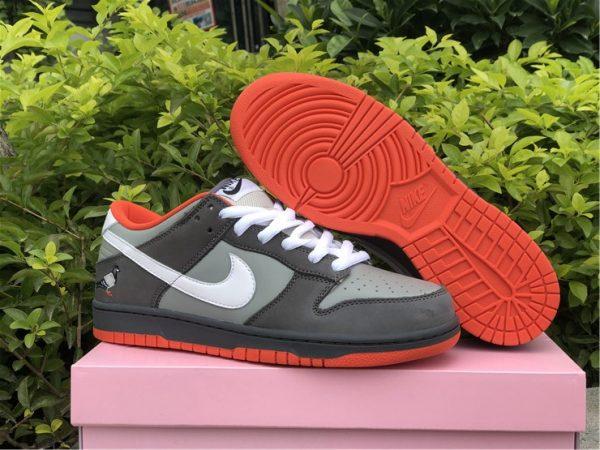 Jeff Staple x Nike SB Dunk Low Pro Pigeon New Release 304292-011