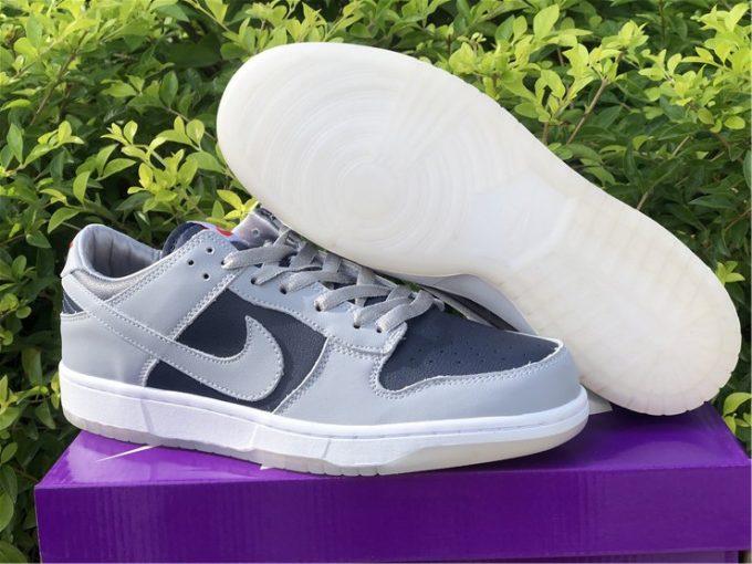 Nike SB Dunk Low Grey Dark Blue To Buy DD1768-400