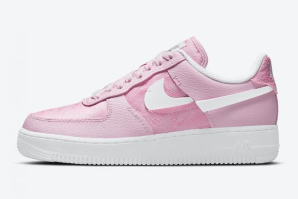 2021 Womens Nike Air Force 1 Low LXX Pink Foam On Sale DJ6904-600
