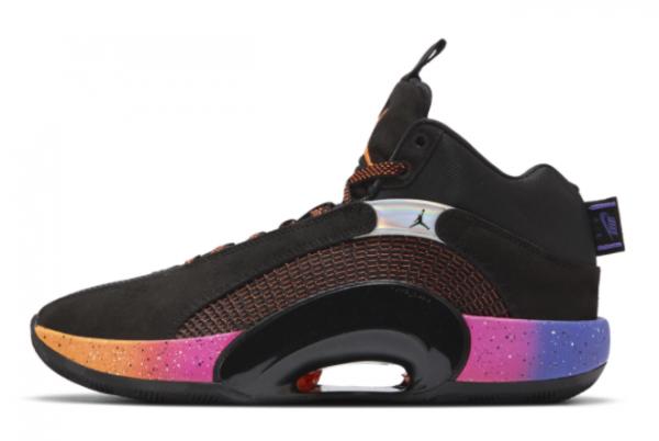 Air Jordan 35 XXXV Sunset Gradient Soles Basketball Shoes CQ4228-004