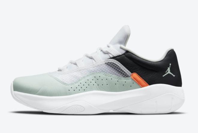 2021 Nike Air Jordan 11 CMFT Low Barely Green For Sale CW0784-300