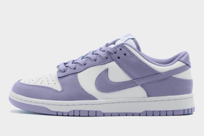 2021 Nike Dunk Low Purple Pulse New Released DM9467-500