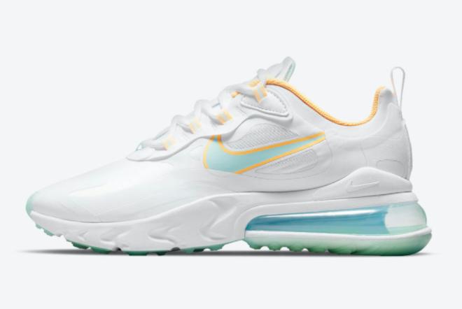 Nike Air Max 270 React Beach Running Shoes DJ3027-100
