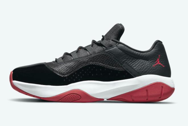 2021 Air Jordan 11 CMFT Low Bred Sneakers To Buy DM0844-005