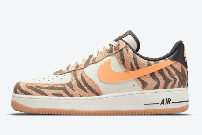 2021 Latest Nike AF1 Air Force 1 Low Daktari For Sale DJ6192-100