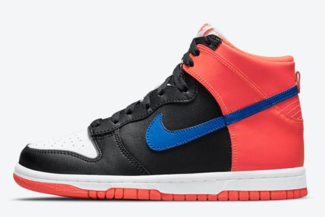 Buy Womens Nike Dunk High New York Knicks Vibes DB2179-001