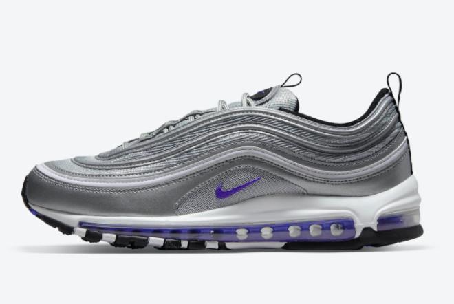 Cheap Nike Air Max 97 Purple Bullet Lifestyle Shoes DJ0717-001