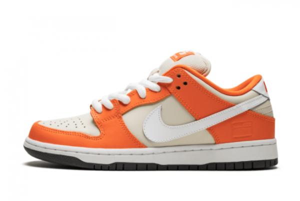 2021 Cheap Nike SB Dunk Low Orange Box 313170-811
