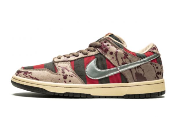 2021 Nike SB Dunk Low Freddy Krueger Best Selling 313170-202