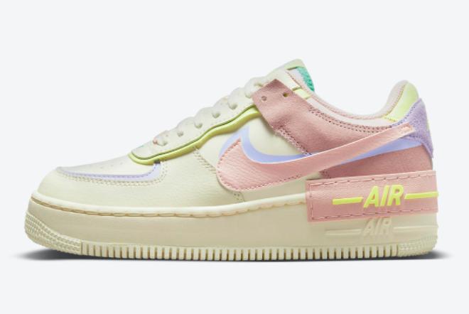 Big Kids Nike Air Force 1 Shadow Cashmere Shoes CI0919-700