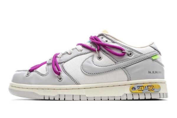 Off-White x Nike SB Dunk Low Virgil Abloh To Buy DM1602-100