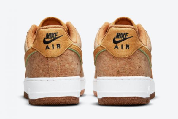 2021 Brand New Nike Air Force 1 Low Happy Pineapple DJ2536-900-1