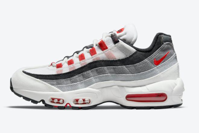 2021 Grade School Nike Air Max 95 Japan Casual Shoes DH9792-100