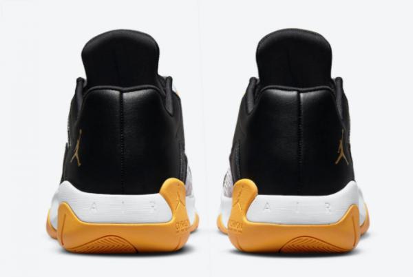 2021 New Release Air Jordan 11 CMFT Low Black Gum DM9481-001-2