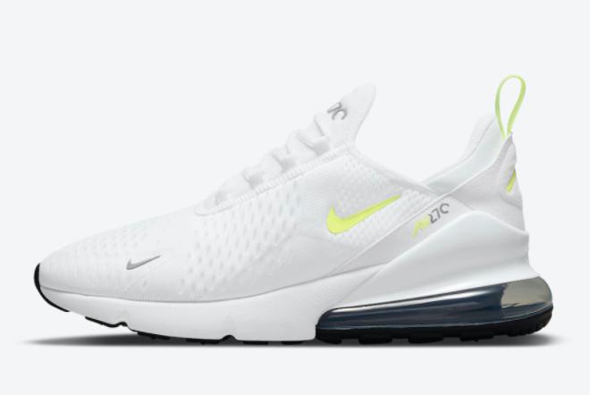 Buy The Latest Nike Air Max 270 White Volt DN4922-100