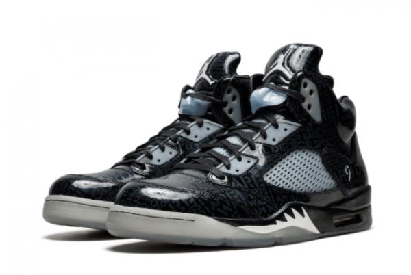 New Release Air Jordan 5 Doernbecher 633068-010-2