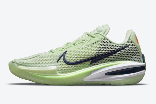 Nike Air Zoom GT Cut Light Green New Release CZ0175-300