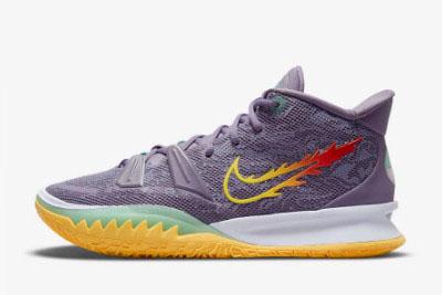 Nike Kyrie 7 EP Daybreak/Citron Pulse Men's Basketball Shoes CQ9327-500