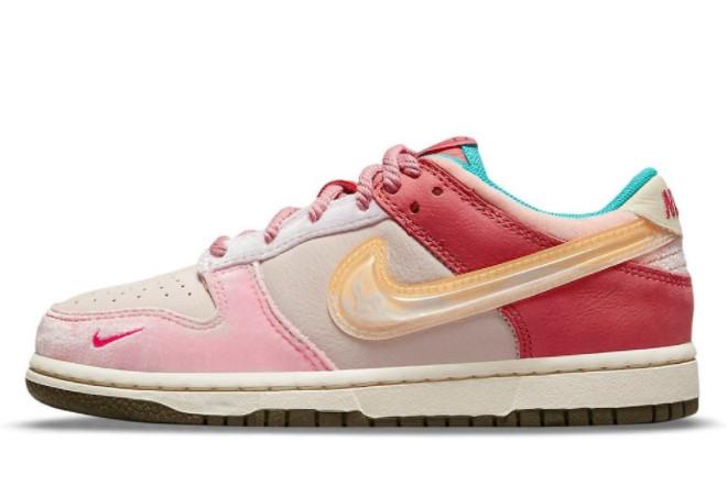 Social Status x Nike Dunk Low Where To Buy DM3350-600