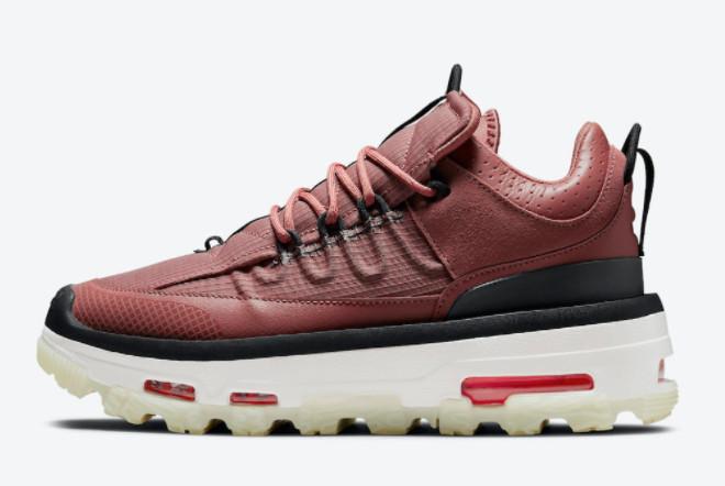 2021 Jordan Air Mae Team Red Sneakers On Sale CT4539-600