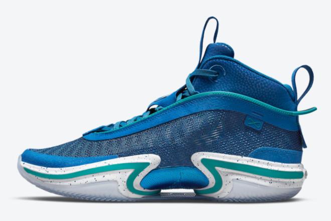 2021 Nike Air Jordan 36 Luka PE Shoes For Sale DJ4483-400