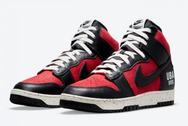 2021 Undercover x Nike Dunk High UBA Shoes To Buy DD9401-600-2