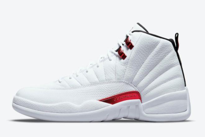 2022 Men Shoes Air Jordan 12 Twist For Sale CT8013-106