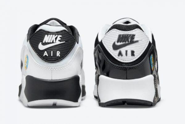 Latest Nike Air Max 90 Lucha Libre Hot Sell DM6178-010-3