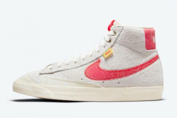 2021 Latest Nike Blazer Mid '77 Test of Time DO7225-100