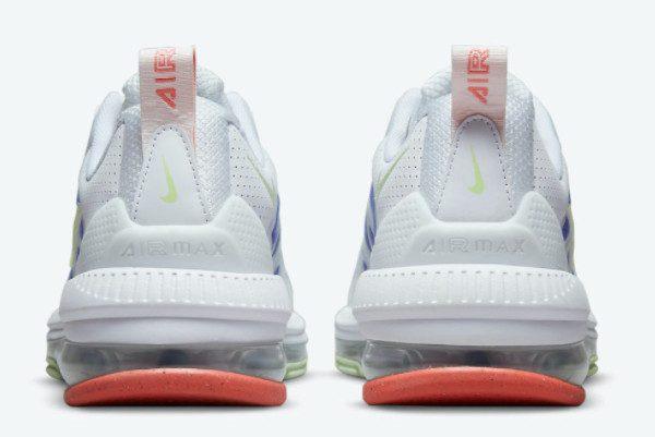 Nike Air Max Genome White Blue Men Sneakers DC4057-101-2