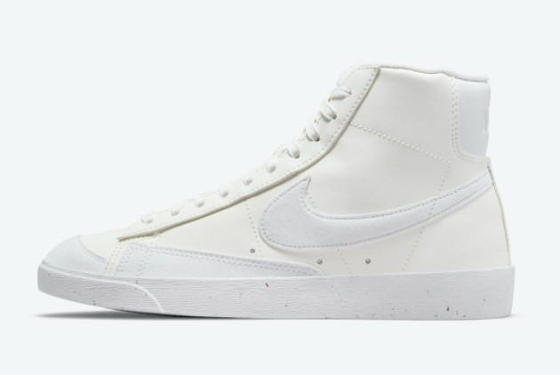 Nike Blazer Mid '77 Next Nature Sail White For Sale Online DO1344-100