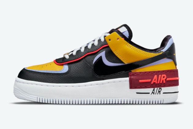 Where To Buy Nike Air Force 1 Shadow Sisterhood DO6114-700
