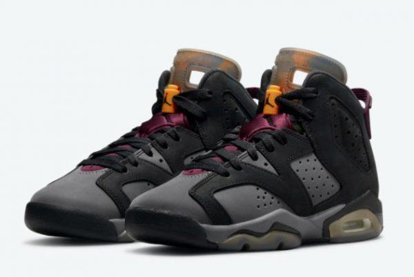 2021 Releases Air Jordan 6 Bordeaux CT8529-063-2