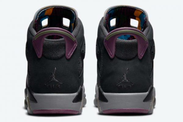 2021 Releases Air Jordan 6 Bordeaux CT8529-063-3